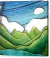 Tahitian Treat Canvas Print