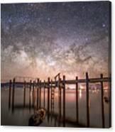 Tahoe Sky Canvas Print