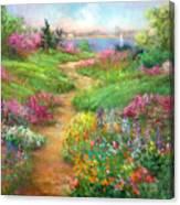 Tahoe Spring Canvas Print