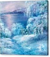 Tahoe Winter Canvas Print