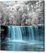 Tahquamenon Falls Ir 720nm Canvas Print