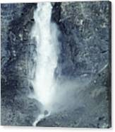 Takakkaw Falls Canvas Print