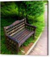 Take A Pause In Your Busy Life Canvas Print