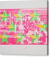 Take Five 3 Canvas Print
