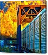 Take The Long Way Home Canvas Print
