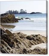 Long Beach Views Canvas Print