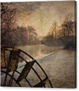 Tales From The Riverbank  II Canvas Print