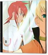 Tales Of The Abyss Canvas Print