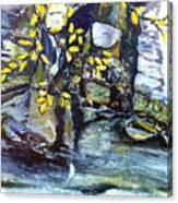 Talir Canvas Print