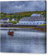 Talisker  Isle Of Skye Canvas Print