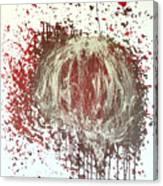 Tall Poppy Canvas Print