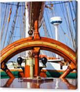 Tall Ship 2 Canvas Print
