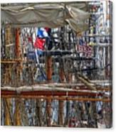 Tall Ship Series 4 Canvas Print