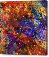 Tall Space 15-12 Canvas Print
