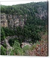 Tallulah Gorge 6 Canvas Print
