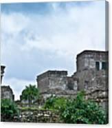 Talum Ruins 5 Canvas Print