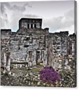 Talum Ruins 6 Canvas Print