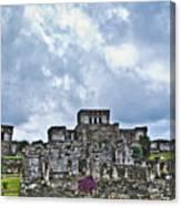 Talum Ruins 8 Canvas Print