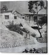 Tambo Canvas Print