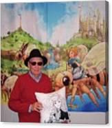 Tammy And Reynold Jay Canvas Print