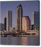 Tampa Florida  Canvas Print