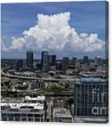Tampa Canvas Print