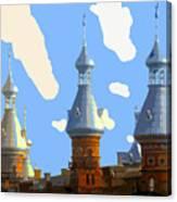 Tampa's Minarets Canvas Print
