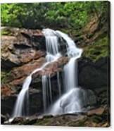 Upper Dill Falls Canvas Print
