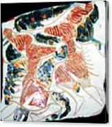 Tandem Dance 5 Canvas Print