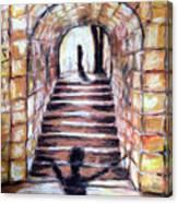 Tanec Canvas Print