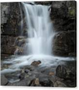 Tangle Creek Falls, Alberta, Canada Canvas Print