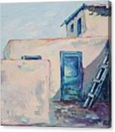 Taos Dwelling Canvas Print