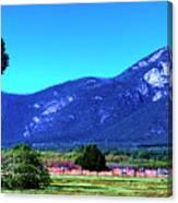 Taos Mountains Canvas Print
