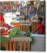 Tapachula 9 Canvas Print