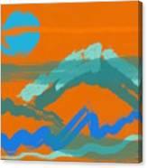 Taps Canvas Print