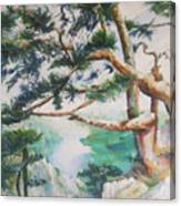 Tara Canvas Print