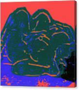 Tarbaby 2 Canvas Print