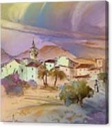 Tarbena 08 Canvas Print