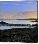 Tarbert Powerstation Canvas Print