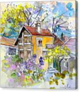 Tarbes 03 Canvas Print