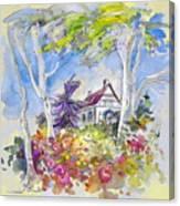 Tarbes 05 Canvas Print