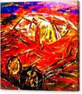 Targa Canvas Print