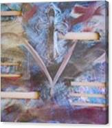 Tarnished Canvas Print