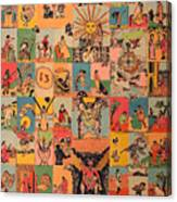 Tarocchi Canvas Print