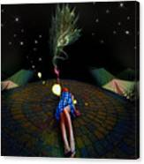 Tashia's Universe Canvas Print