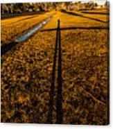 Tasmanian Sunset Explorer Canvas Print