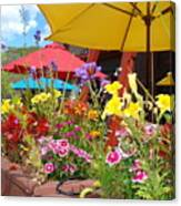 Taste Of Spring Canvas Print