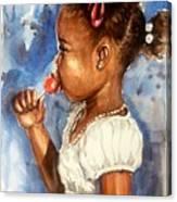 Taste Of The Sweet Life Canvas Print