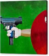 Taste The Rainbow Of Bullets Bitch Part 2 Canvas Print