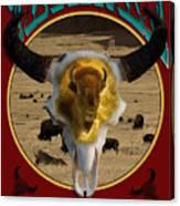 Tatanka American Bison Canvas Print